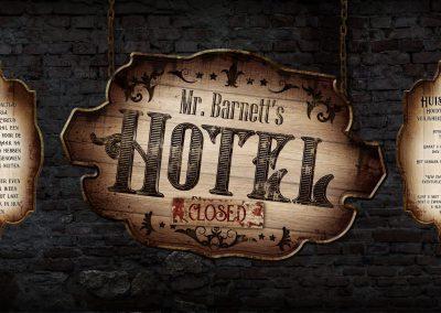 Mr Barnetts hotel