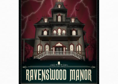 Phantom Manor poster