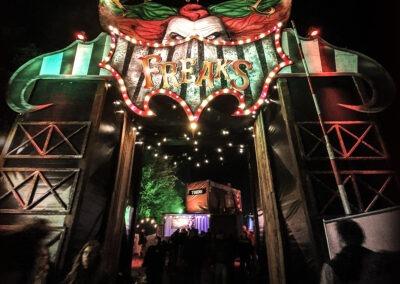 2 uitvoering festival of freaks